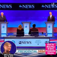 Democratic Debate: Hillary