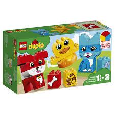 <b>Конструктор LEGO DUPLO My</b> First Мои первые домашние ...