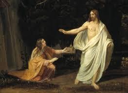 Resultado de imagen para El primer día de la semana va María Magdalena de madrugada al sepulcro