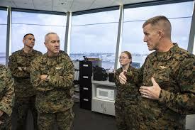 marine corps air station miramar u s marine corps majgen charles l hudson commanding general of marine corps installations