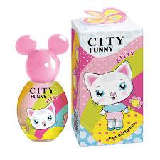 <b>Туалетная вода City</b> funny детский, 30 мл   Магнит Косметик