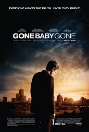 my review of gone baby gone i found it at the movies gone baby gone poster