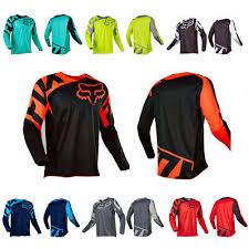 <b>Hot</b> Fox 180 race Riding Jersey Men <b>Motocross</b>/<b>MX</b>/ATV/BMX/MTB ...