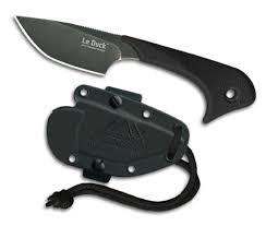 Fixed Blade 42576: New <b>Outdoor</b> Edge Le Duck <b>Multi Purpose Knife</b> ...