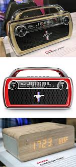 The <b>Ion Audio Mustang Stereo</b> AM/FM radio and Bluetooth stereo ...