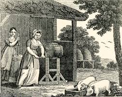 c american women cooking cakes in the th century cooking cakes in the 18th century