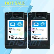 Hisaint для <b>HP 652 652</b> XL чернильный <b>картридж</b> для <b>HP652</b> ...