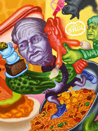 Peter Saul by Gary Tatintsian Gallery - issuu