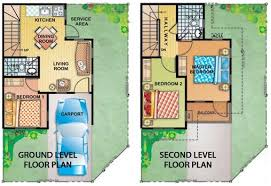 HOUSE and LOT FOR SALE in CAVITE PHILIPPINES   This site contains    Pines Townhouse Floor Plan  House Sample Computation