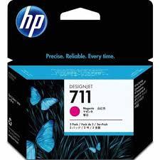 <b>Картридж HP CZ131A</b> (711) Magenta оригинальный