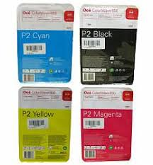 <b>Комплект картриджей OCE ColorWave</b> 650 Cyan/Magenta/Yellow ...