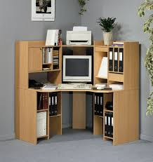 home office corner computer desk corner computer desk with return bathroommesmerizing wood staples office furniture desk hutch