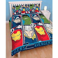 <b>Marvel Avengers</b> Tech Double/US Full Rotary Duvet Cover ...
