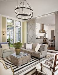 view in gallery farmhouse living room with sliding barn doors design dillon kyle architecture barn living rooms room