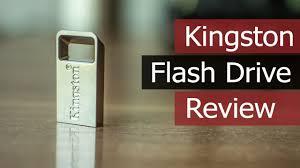 <b>Kingston USB Flash Drive</b> Review - YouTube