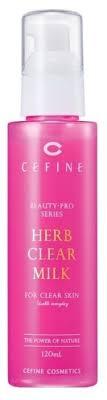 Cefine <b>молочко</b>-пилинг для <b>лица</b> Beauty-Pro Series Herb Clear ...