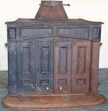 ben franklin cast iron wood burning stove heater fireplace antique ben franklin cast iron wood burning stove heater fireplace antique