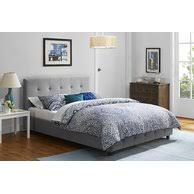 amherst upholstered platform bed bed furniture image