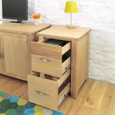aston oak two drawer filing cabinet by baumhaus baumhaus chadwick grey painted hidden home office