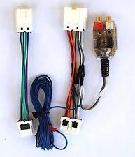 infiniti g20 radio infiniti nissan factory radio add amplifier amp interface adapter wiring harness fits infiniti g20