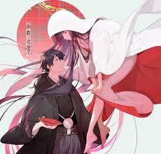 Sakamoto Ryouma & Oryou (Rider) [Fate/Grand Order ...