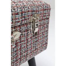 <b>Пуф Suitcase</b> красно-серого цвета — купить по цене 14310 руб в ...