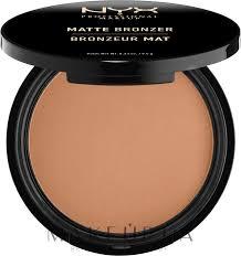 <b>NYX Professional Makeup</b> Matte Bronzer - <b>Бронзирующая</b> пудра ...