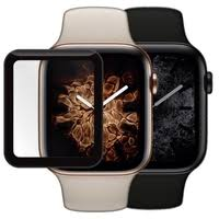 <b>Защитное стекло Mobius для</b> Apple Watch 4 3D Full Cover (44 мм ...