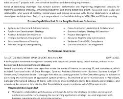 breakupus fascinating resume examples hands on banking breakupus interesting resume sample strategic corporate finance amp technology divine resume sample finance tech executive