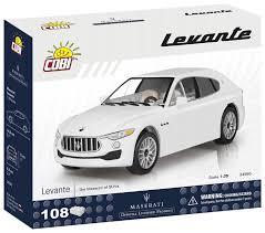 Стоит ли покупать <b>Конструктор Cobi Maserati</b> 24560 Levante ...