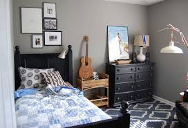 stunning boys room paint in grey wall paint color ideas combined with black bedroom furniture sets boys room with white furniture