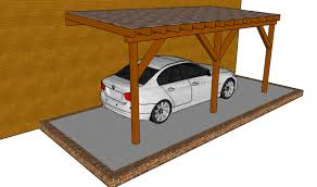 Carport designs   HowToSpecialist   How to Build  Step by Step DIY    Attached carport plans