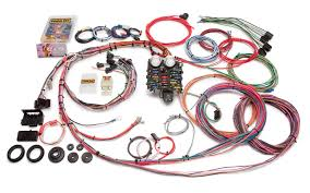 circuit classic customizable gmc chevy pickup 19 circuit classic customizable 1963 66 gmc chevy pickup harness by painless performance