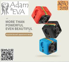 <b>Anti</b>-<b>Theft Mini Camera with</b> Night Vision & Camera Sensor ...