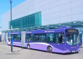 Image result for Buses stop in bus stations. Trains stop in train stations