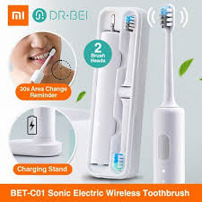Xiaomi Dr. Bei BET-<b>C01 Sonic Electric</b> Wireless Toothbrush ...