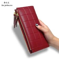 <b>Lee Princess Wallet</b> for <b>Girls</b> Phone With Double Zipper ...