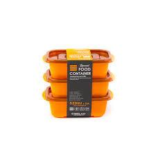 <b>Набор из 3-х контейнеров</b> CIMELAX special пищевых с крышками ...