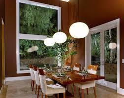 contemporary lighting dining room