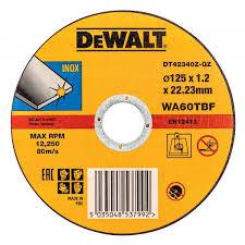 Купить DEWALT DT42340Z <b>круг отрезной по</b> металлу ...