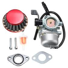 PZ19 <b>Carburetor 35mm</b> Air Filter For <b>50cc</b> 70cc 90cc 110cc ATV Pit ...