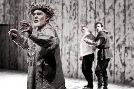 derek jacobi in king lear action hero derek jacobi johan persson