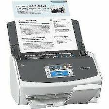Fujitsu <b>ScanSnap iX1500 Document Scanner</b> -White/Gray (PA03770 ...