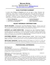 grocery manager resume  seangarrette cogrocery manager resume sample