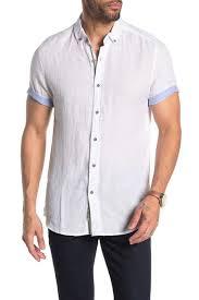 <b>Men's Short Sleeve</b> Button Down Shirts | Nordstrom Rack