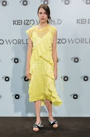 Margaret Qualley Attends <b>Kenzo Summer</b> Party