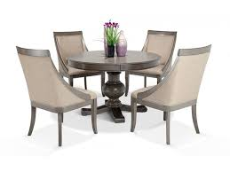furniture dining room sets fetching table gatsby round  piece dining set with swoop chairs dining room sets dini
