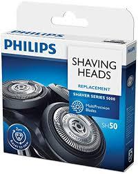 Philips <b>SH50</b>/50 <b>Replacement Blades</b> for Series 5000 Electric <b>Shavers</b>