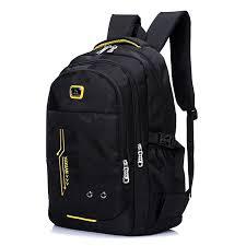 Student's Waterproof <b>Oxford Backpack</b> Men <b>Women</b> Quality Mochila ...