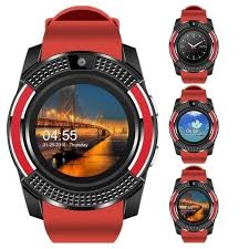Generic <b>V8</b> Smart watch <b>Bluetooth touch</b> screen Android waterproof ...